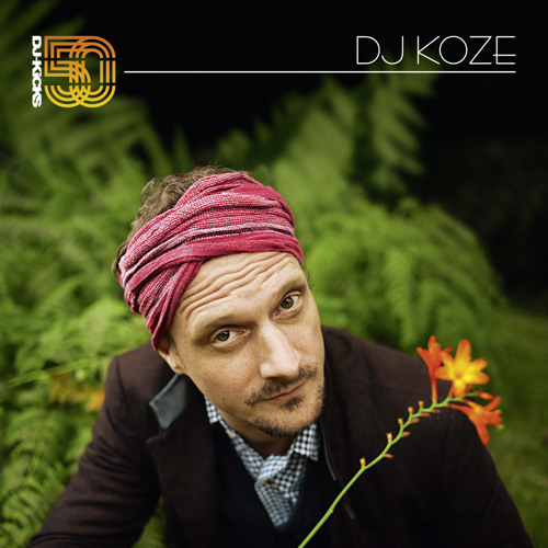 DJ Koze – DJ-Kicks 50 [Stream]