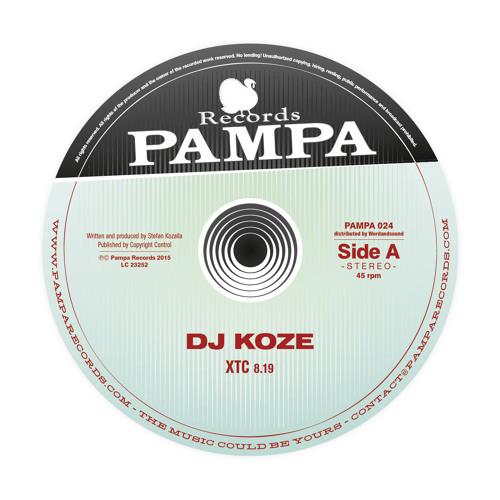 DJ Koze – XTC E.P. [Pampa024]